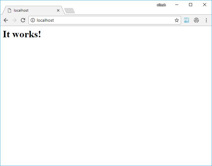 Browser Running